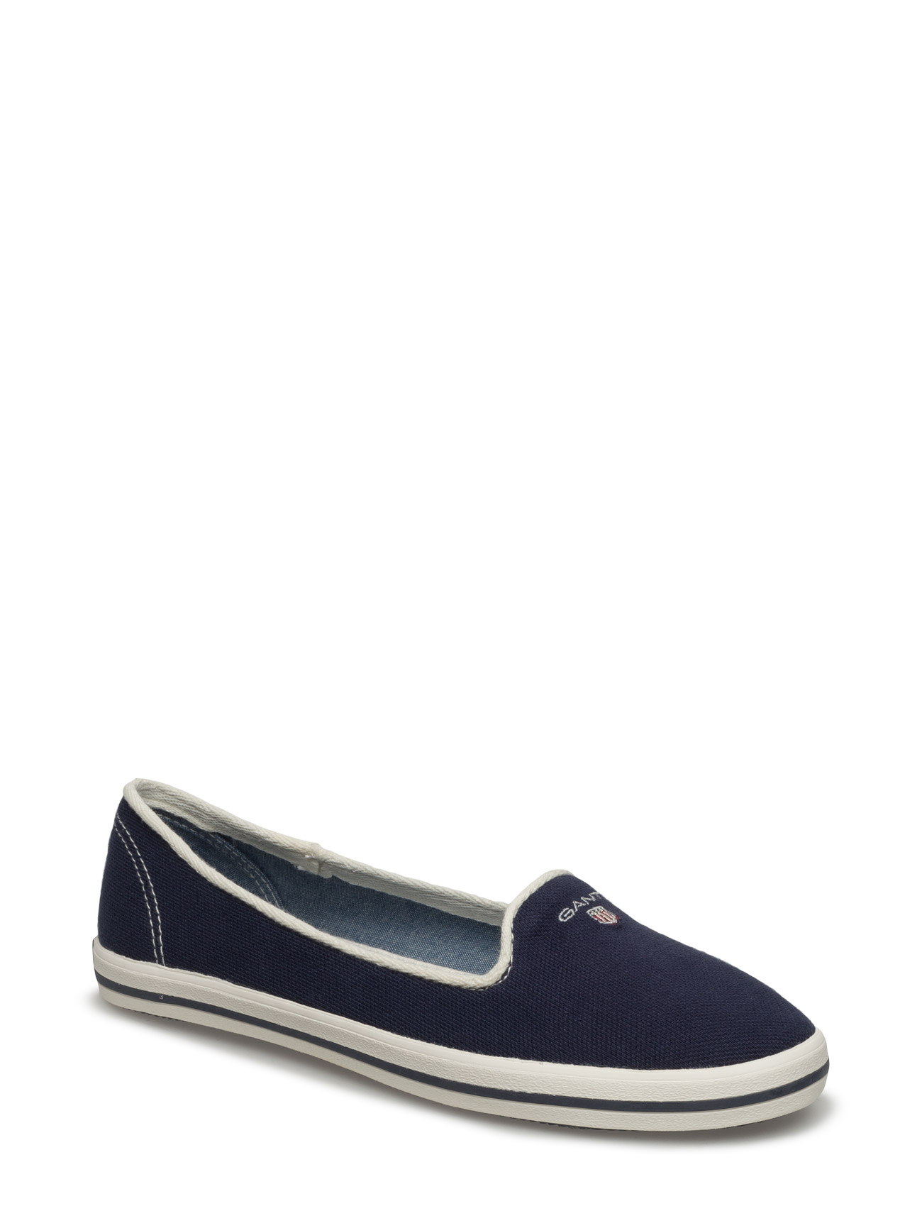 New Haven Slip-On Shoes GANT Sneakers til Damer i Marine blå
