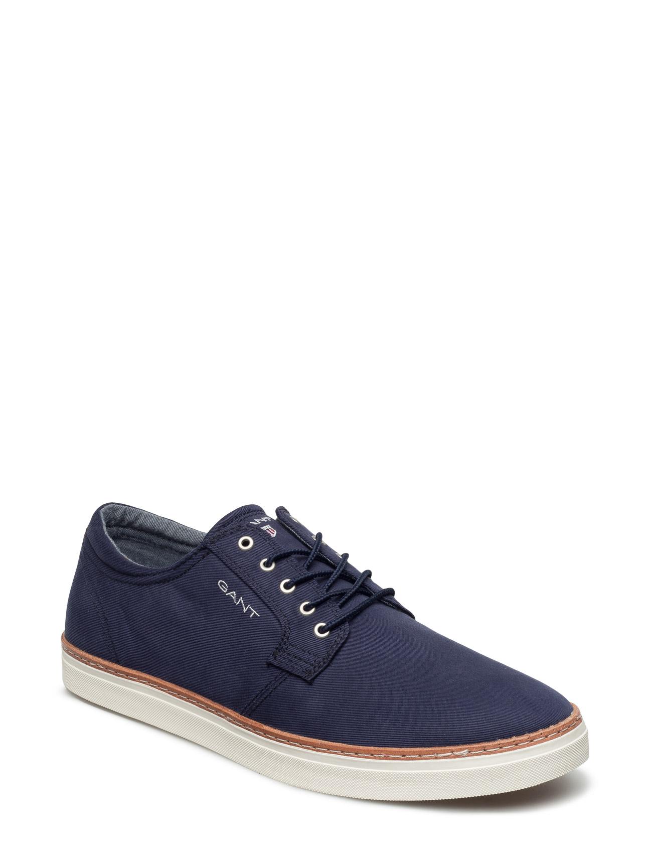 Bari Low Lace Shoes GANT Sneakers til Herrer i Marine blå