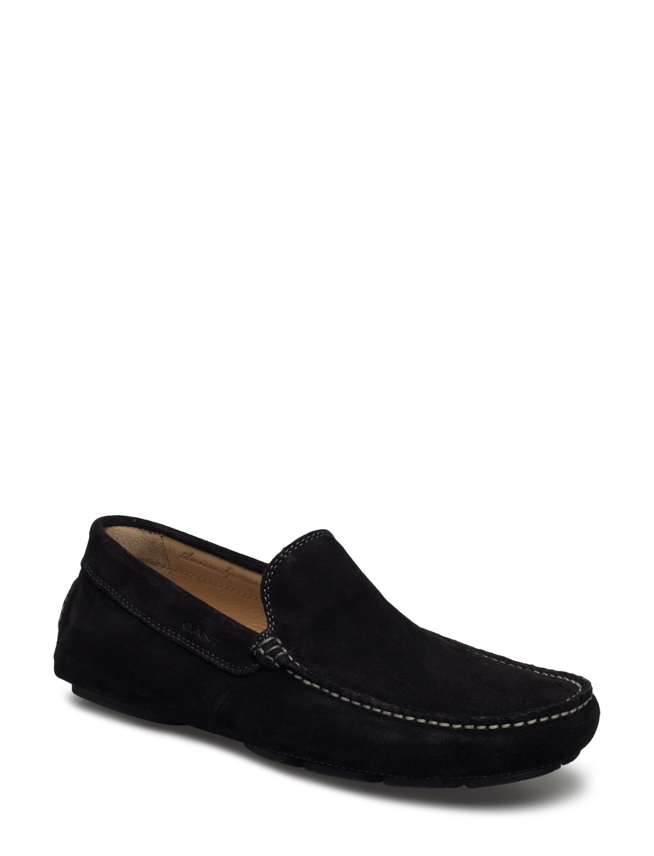 Austin Moccasin GANT Casual sko til Herrer i Sort