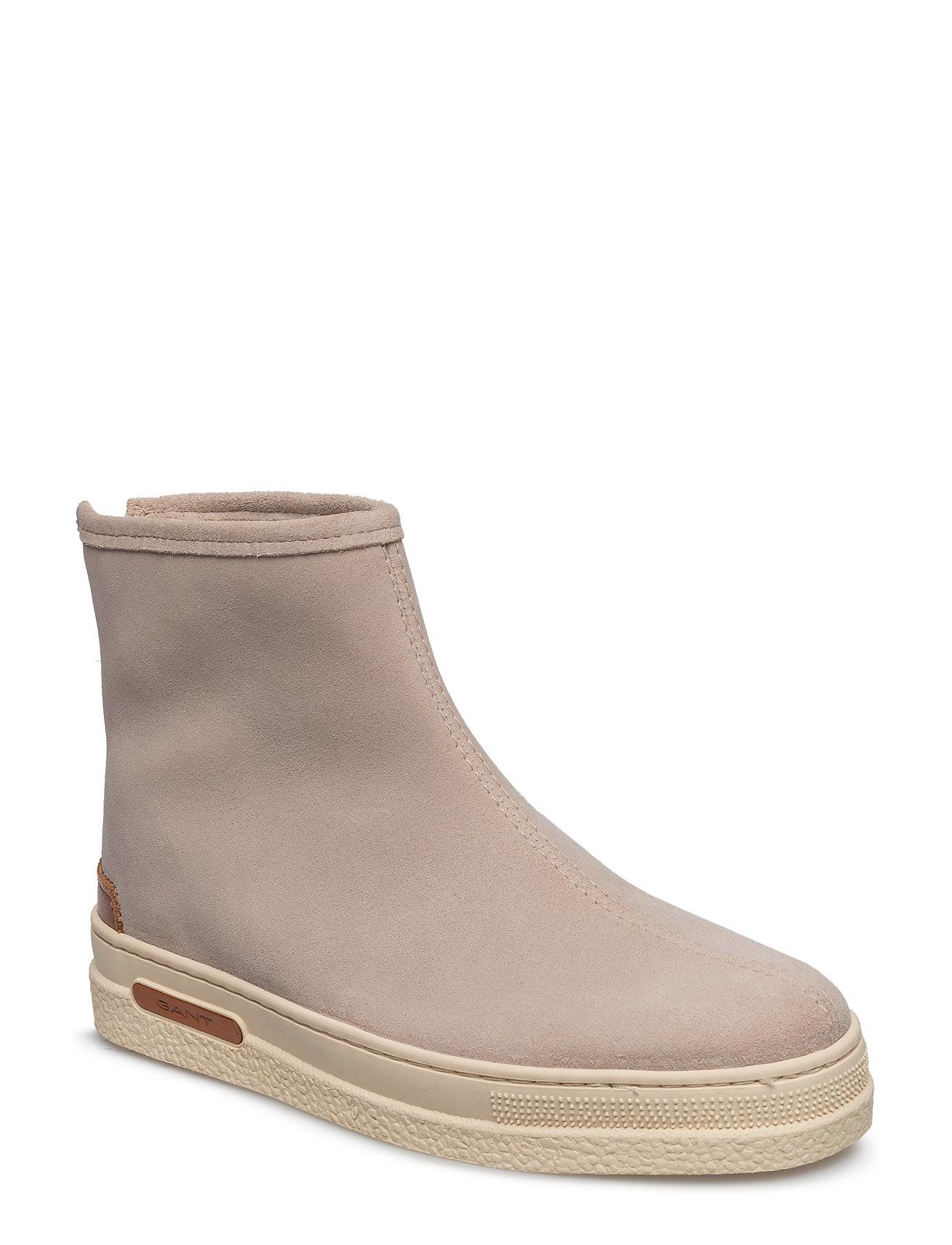 e56e150d9acc Cognac farvet LBDK sandal på hvid sål Lbdk Sandaler til Damer i ...