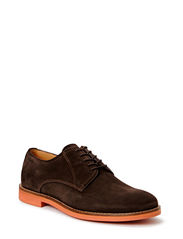 Oliver Lace - Dark Brown