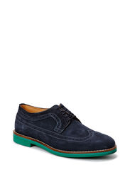 Oliver Brogue - Navy Blue