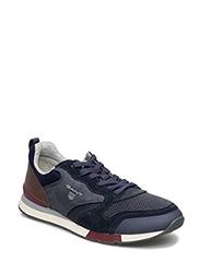 Russell Sneaker - MARINE