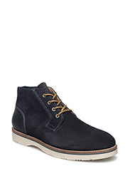 Huck Mid lace boot - MARINE