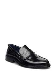 Harry Slip-on shoes - BLACK