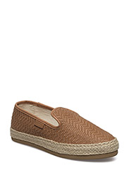Krista Slip-on shoes - COGNAC