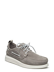 Dennis Low lace shoes - GRAY