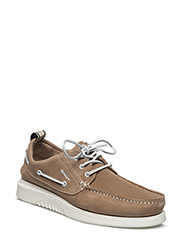 Dennis Low lace shoes - SAFARI BEIGE