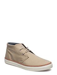 Bari Mid lace boot - SAFARI BEIGE
