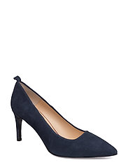Betty Pumps (high heel) - MARINE