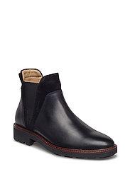 Emilia Mid Boot - BLACK