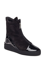 Malou Mid Boot - BLACK