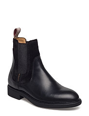 Lydia Mid Boot - BLACK