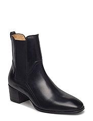 Sandra Mid Boot - BLACK