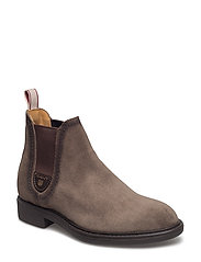 Lydia Mid Boot - TAUPE