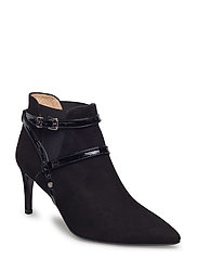 Betty Mid Boot - BLACK