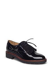 Emilia Slip-on shoes - BLACK