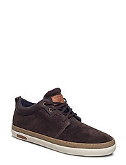 Marvel Low lace shoes - DARK BROWN