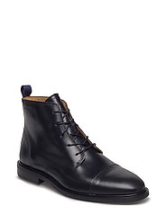 Ricardo Mid lace boot - BLACK