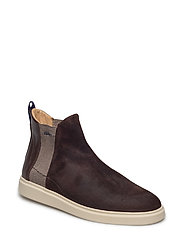 Beacon Mid Boot - DARK BROWN