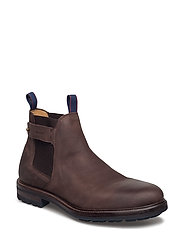 Nobel Mid Boot - DARK BROWN