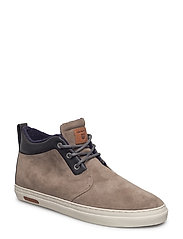 Marvel Mid lace boot - ELEPHANT GRAY