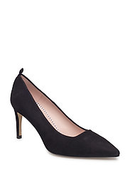 Betty Pumps (high heel) - BLACK