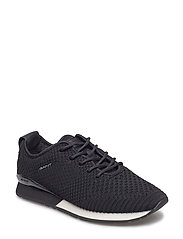 Linda Sneaker - BLACK