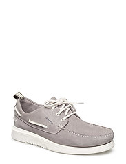 Dennis Low lace shoes - SLEET GRAY