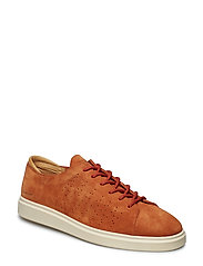 Beacon Low lace shoes - CINNABAR ROST
