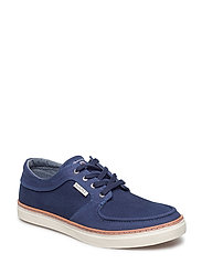 Bari Low lace shoes - MARINE
