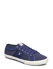 Samuel Sneaker - MARINE/PERSIAN BLUE