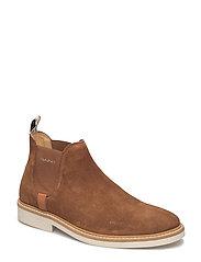 Parker Mid Boot - COGNAC