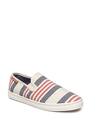 Viktor Slip-on shoes - MULTI BLUE