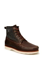 HUCK - Dark Brown Grey