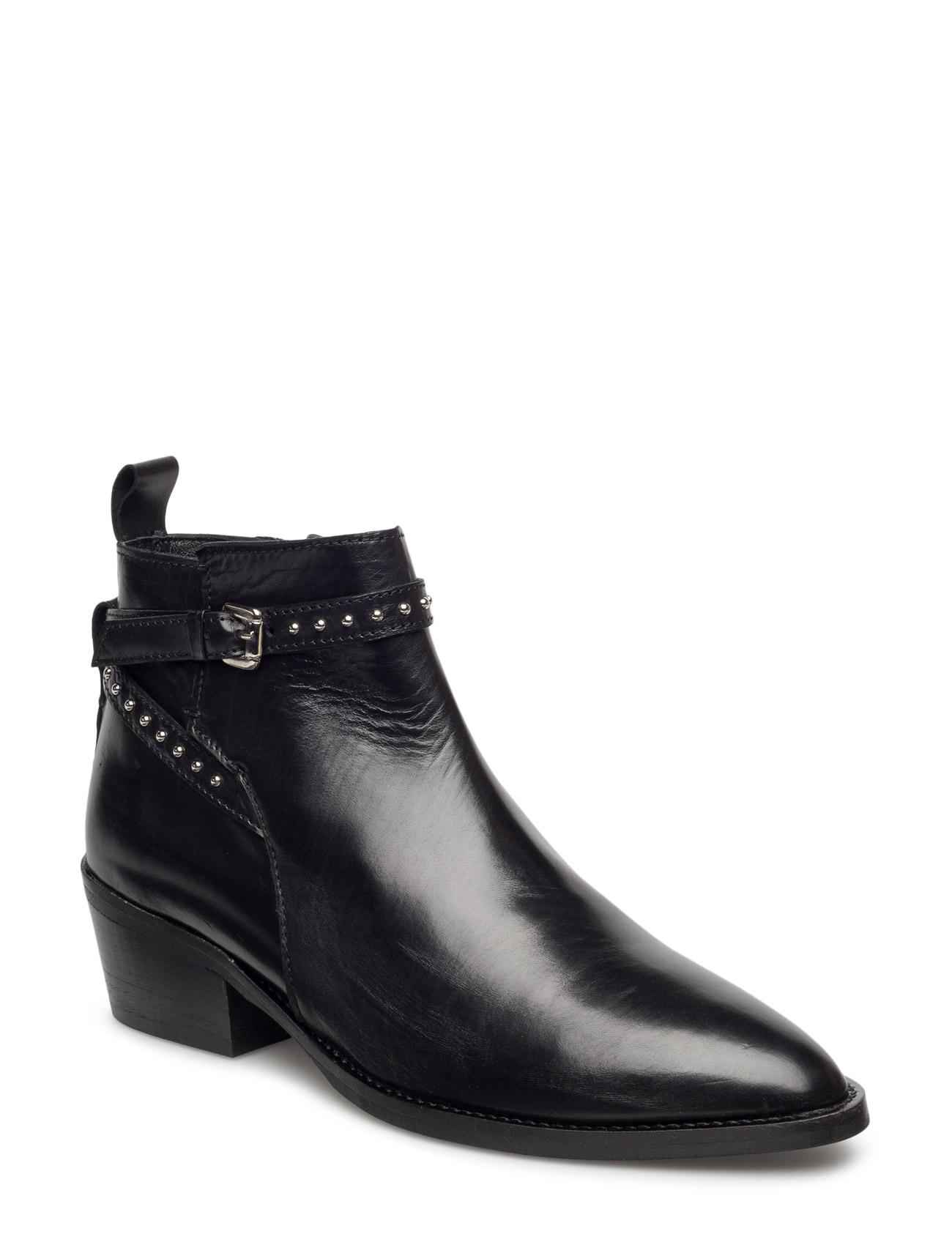 Alexa Gardenia Støvler til Damer i Sort