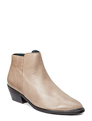 Short Boot - Beige