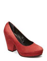 Shoe plateau - Bordeaux