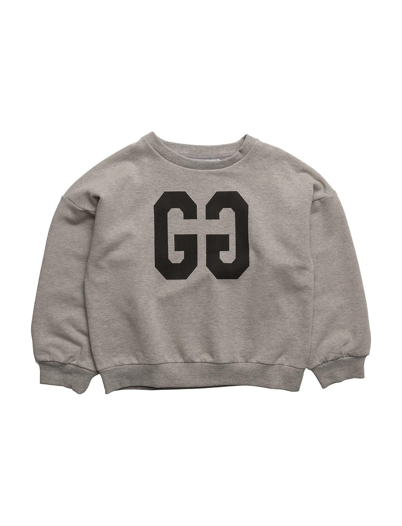 gardner & the gang – The sweat shirt with ballon sleeves gg fra boozt.com dk