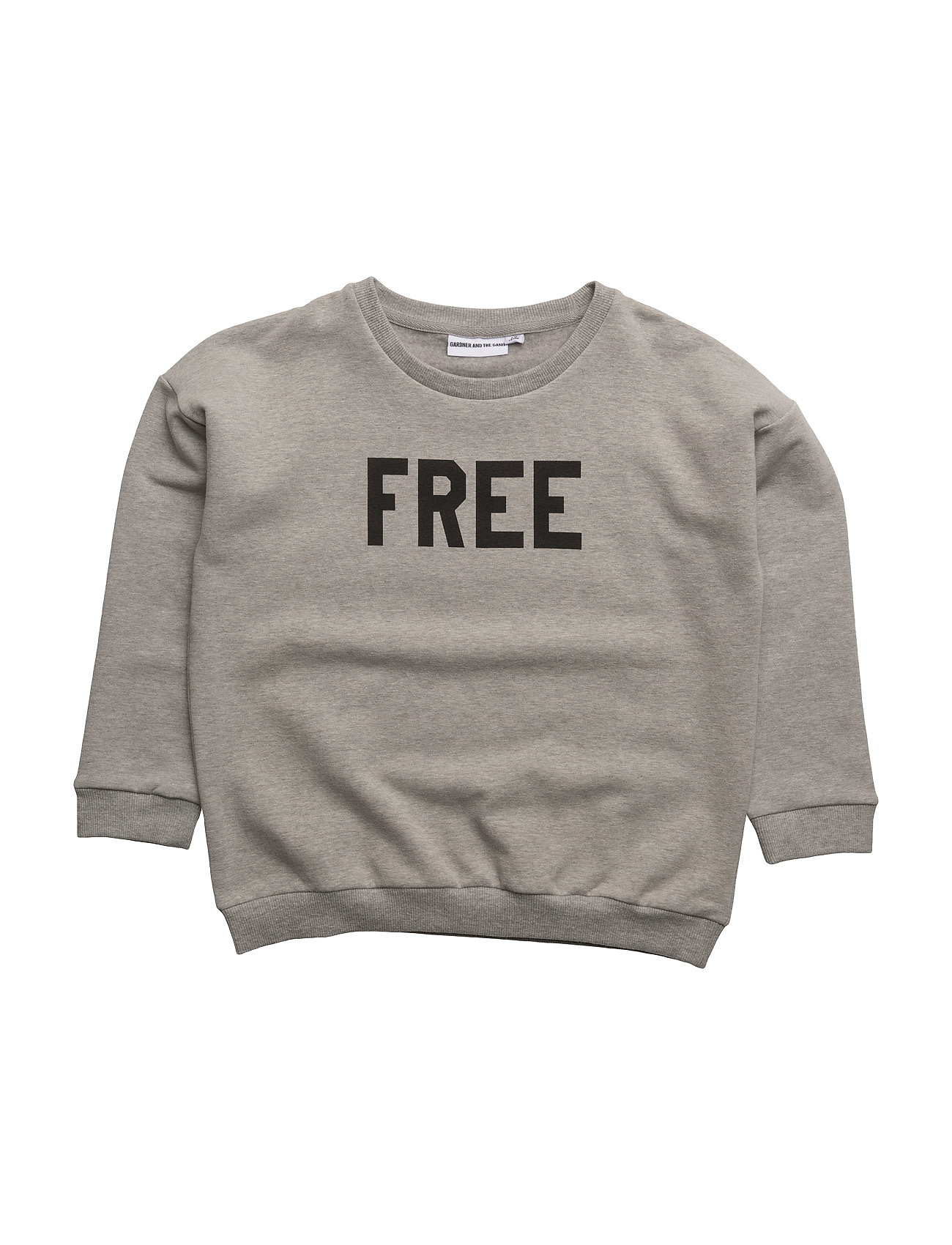 The classic sweat shirt young/free fra gardner & the gang på boozt.com dk