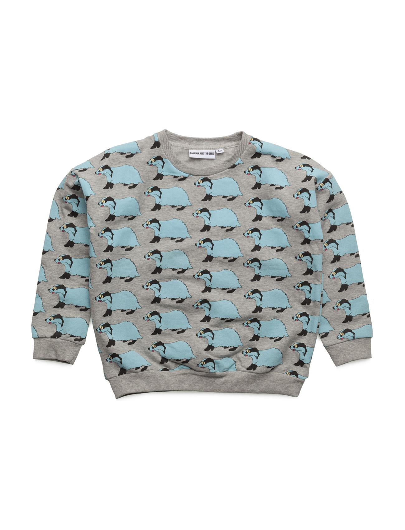 The classic sweater betty the badger fra gardner & the gang på boozt.com dk