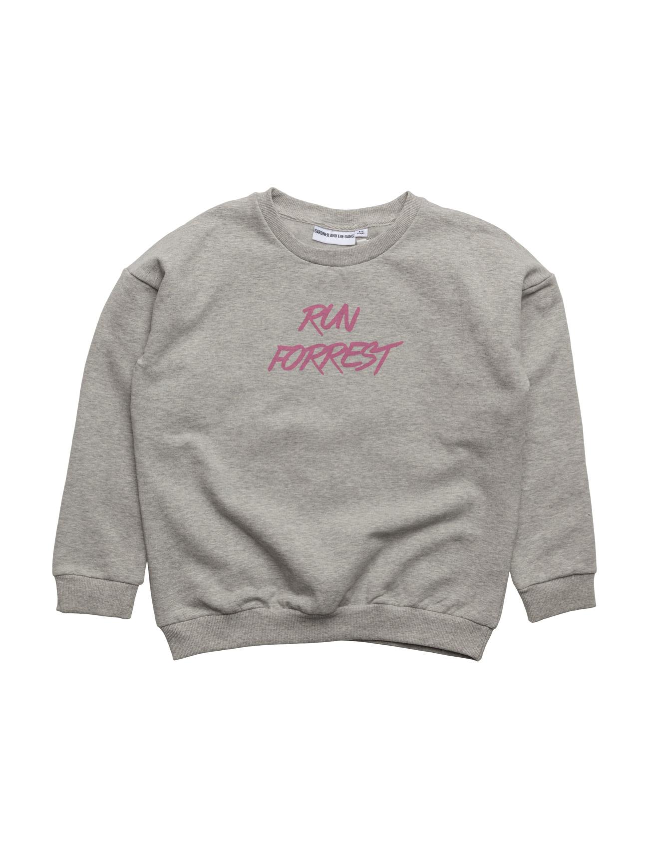 The classic sweater run forrest fra gardner & the gang på boozt.com dk