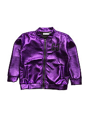 THE METALLIC JACKET - PURPLE