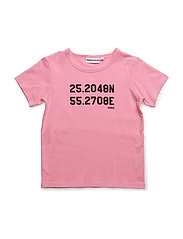 THE COOL TEE NOMAD COORDINATES - PINK