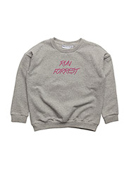 THE CLASSIC SWEATER RUN FORREST - GREY