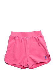THE SHORTS BOLT EMBRODERY - CANDY PINK