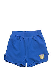 THE SHORTS KATE EMBRODERY - NAVY BLUE