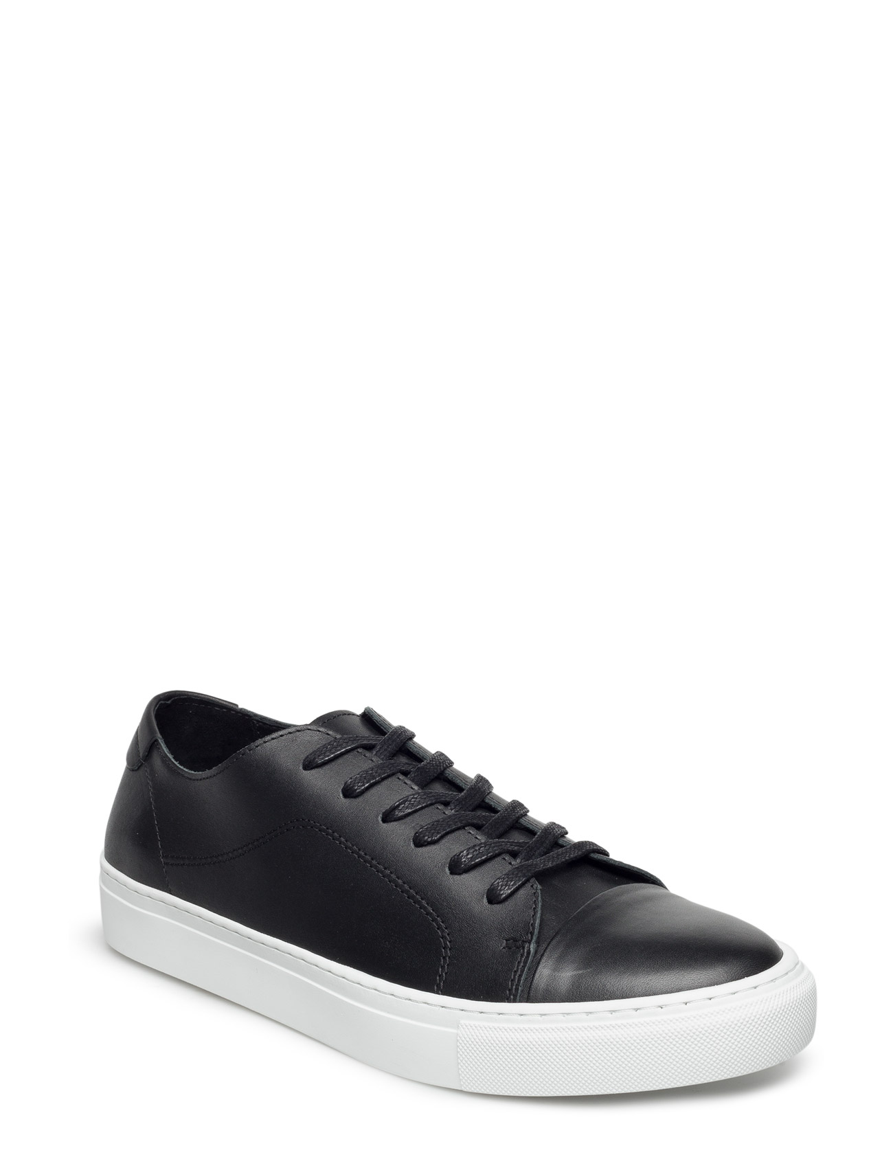 Classic Lace Garment Project Sneakers til Herrer i Grå Nubuck
