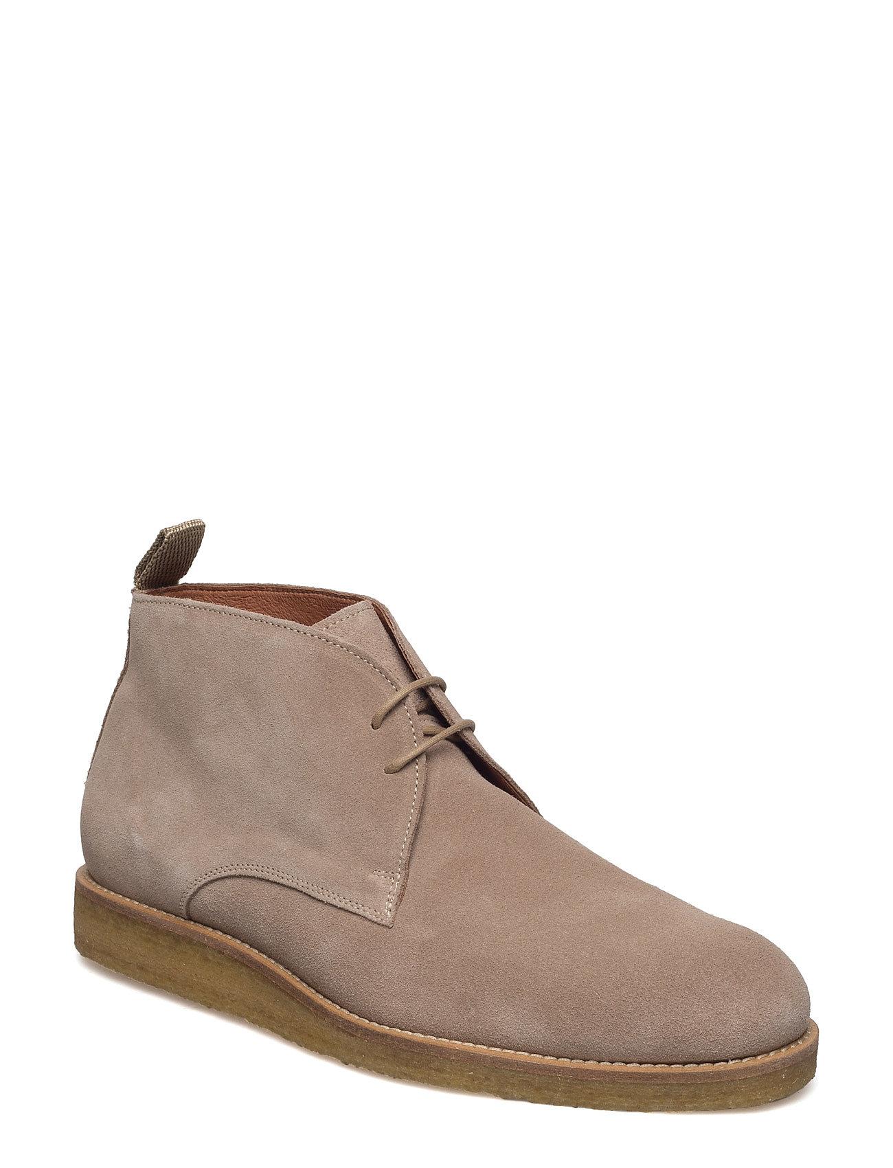 Desert boot fra garment project fra boozt.com dk