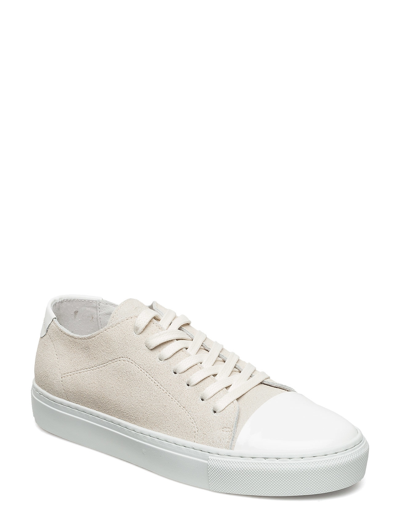 Classic Lace Sneaker Garment Project Sneakers til Damer i Off White